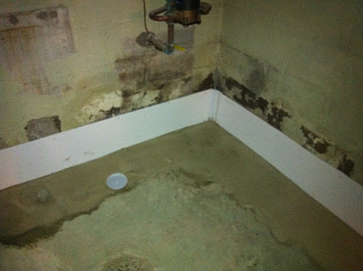 basement b dry waterproofing complete a home in college