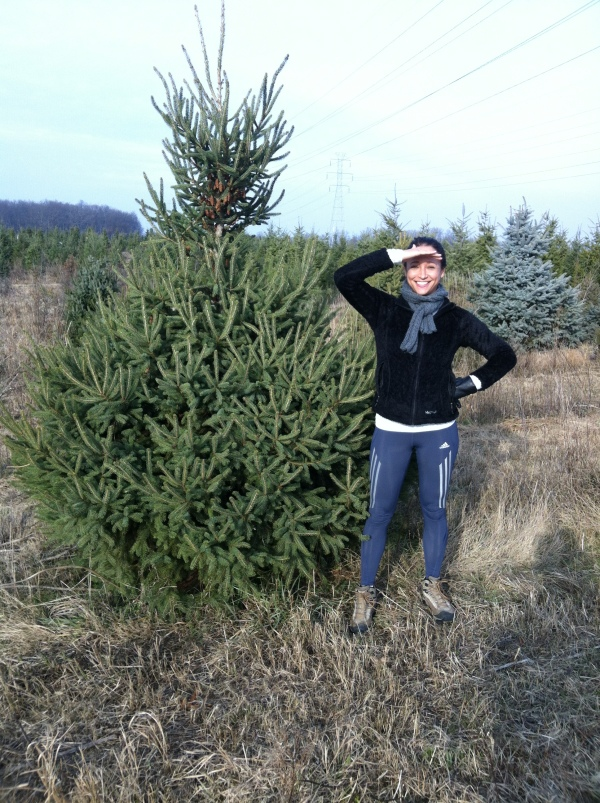 me with tree